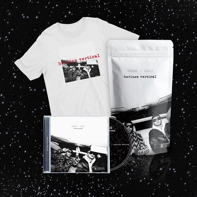 Horizon Vertical - Pack édition limitée (CD + T-shirt)